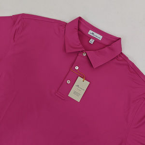 Peter Millar Crown Sport Men Polo Shirt Size XL